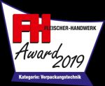 WEBOMATIC wins FLEISCHER-HANDWERK AWARD 2019!
