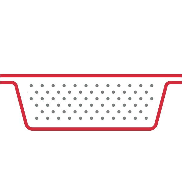 Tiefziehverpackung mit Modified Atmossphere Packaging